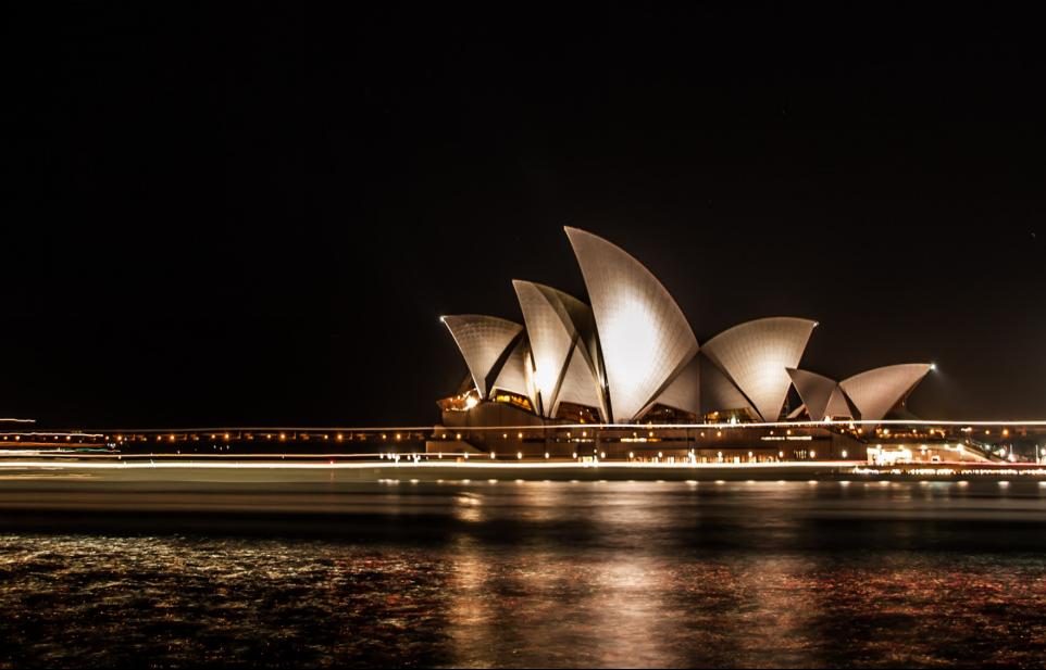 悉尼歌劇院-1989
